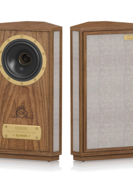 "Autograph Mini 2 Way Bookshelf 4"" Dual Concentric Loudspeaker - Pair"