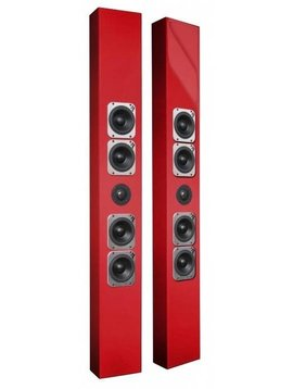 Totem Acoustic Tribe V Fire Red, Sold Each