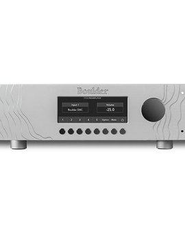 Boulder Amplifiers Inc. 1110 Preamplifier