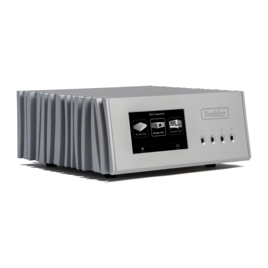 Boulder Amplifiers Inc. 866 Integrated Amplifiers