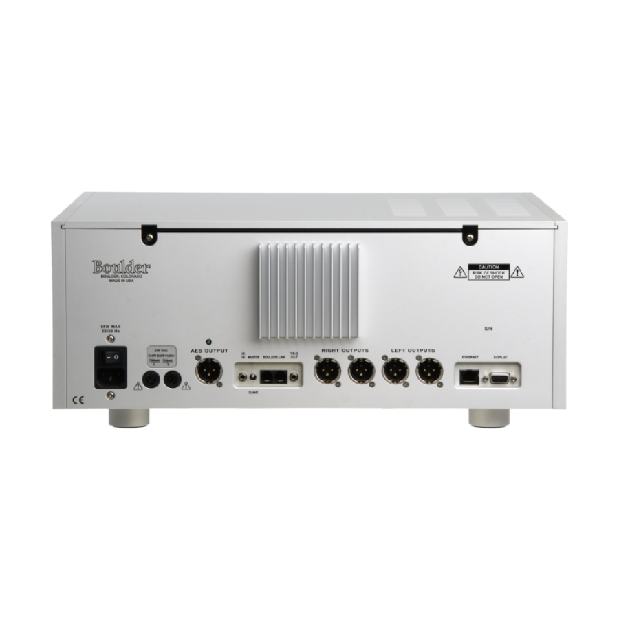 Boulder 1021 Network Disc Player