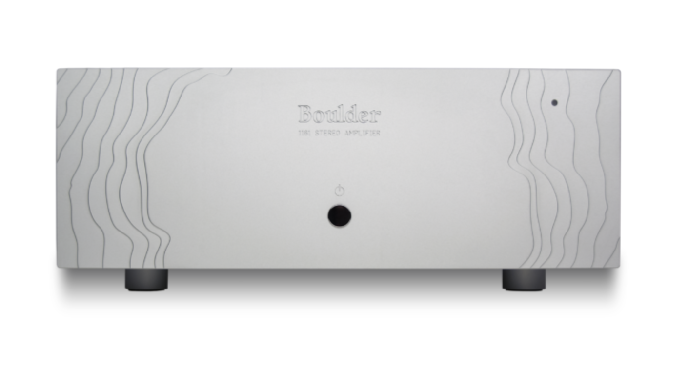Boulder 1161 Stereo Power Amplifier , 150 Watts / Channel