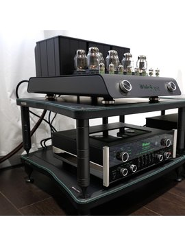 Bassocontinuo 70th Edition Amplifier Stand for the McIntosh MC2152 Amplifier