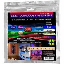 Calrad LED Light Strip, 5 meter