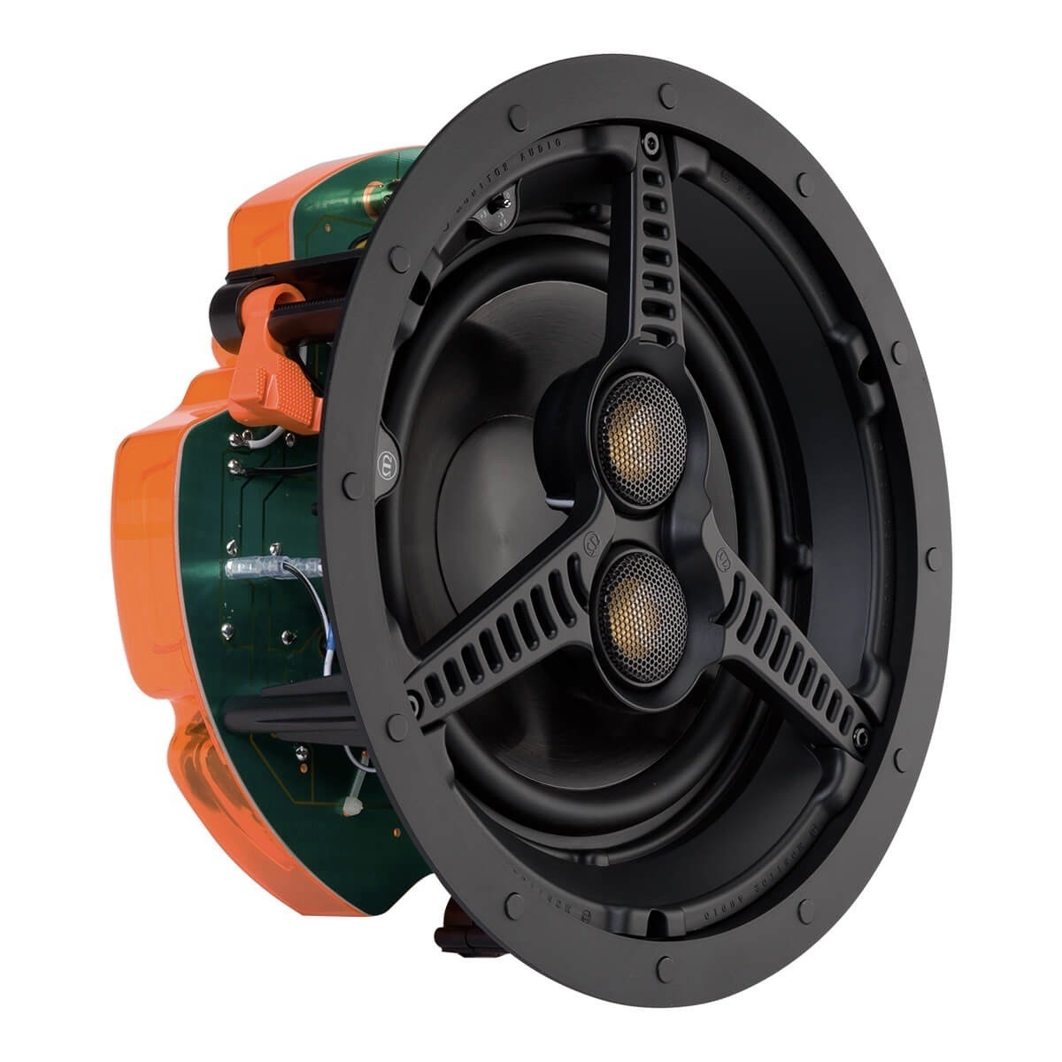 Monitor Audio C180T2 Dual-Voice Coil In-Ceiling Speaker (sold each)