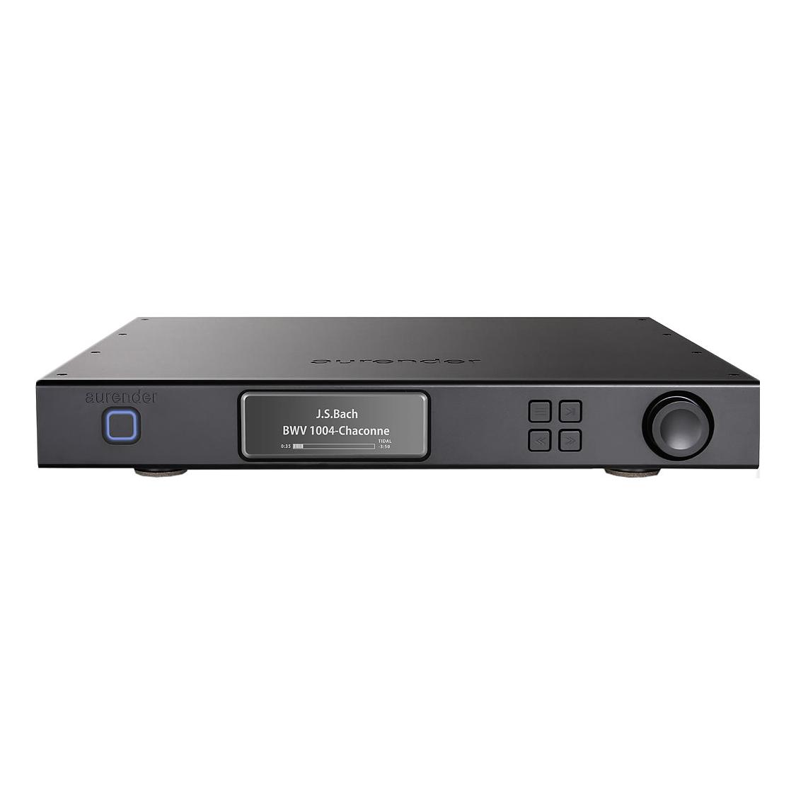 Aurender A10 Music Server/Streamer/MQA DAC