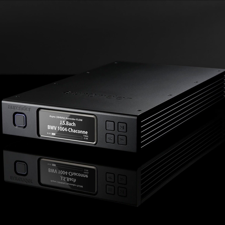 Aurender N100C Music Server 4TB