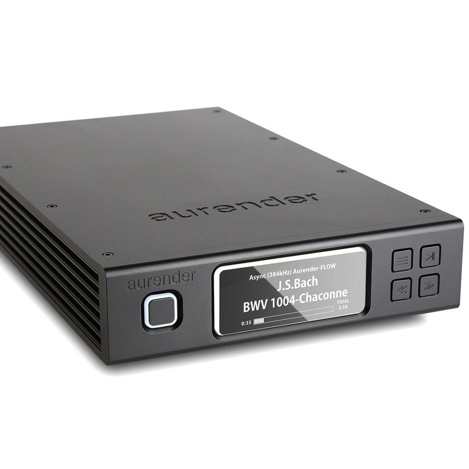 Aurender N100H Music Server & Streamer
