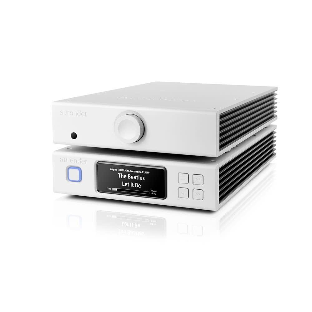 Aurender NPAC Package includes (1) N100H with 2TB  +  X275