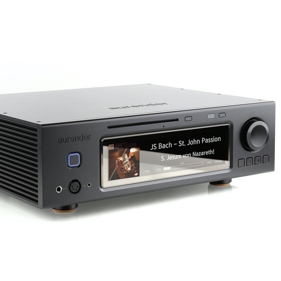 Aurender A30 CD Ripper / Server / Streamer / MQA DAC