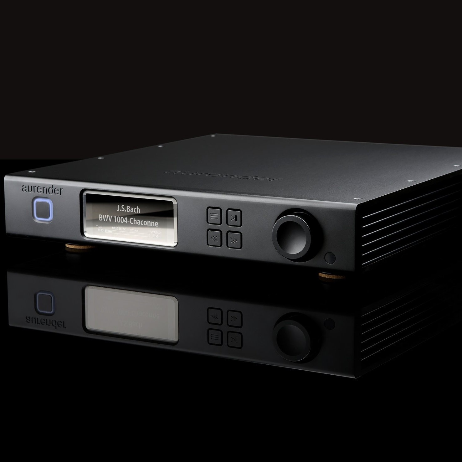 Aurender A100 Server / Streamer / MQA DAC, 2TB
