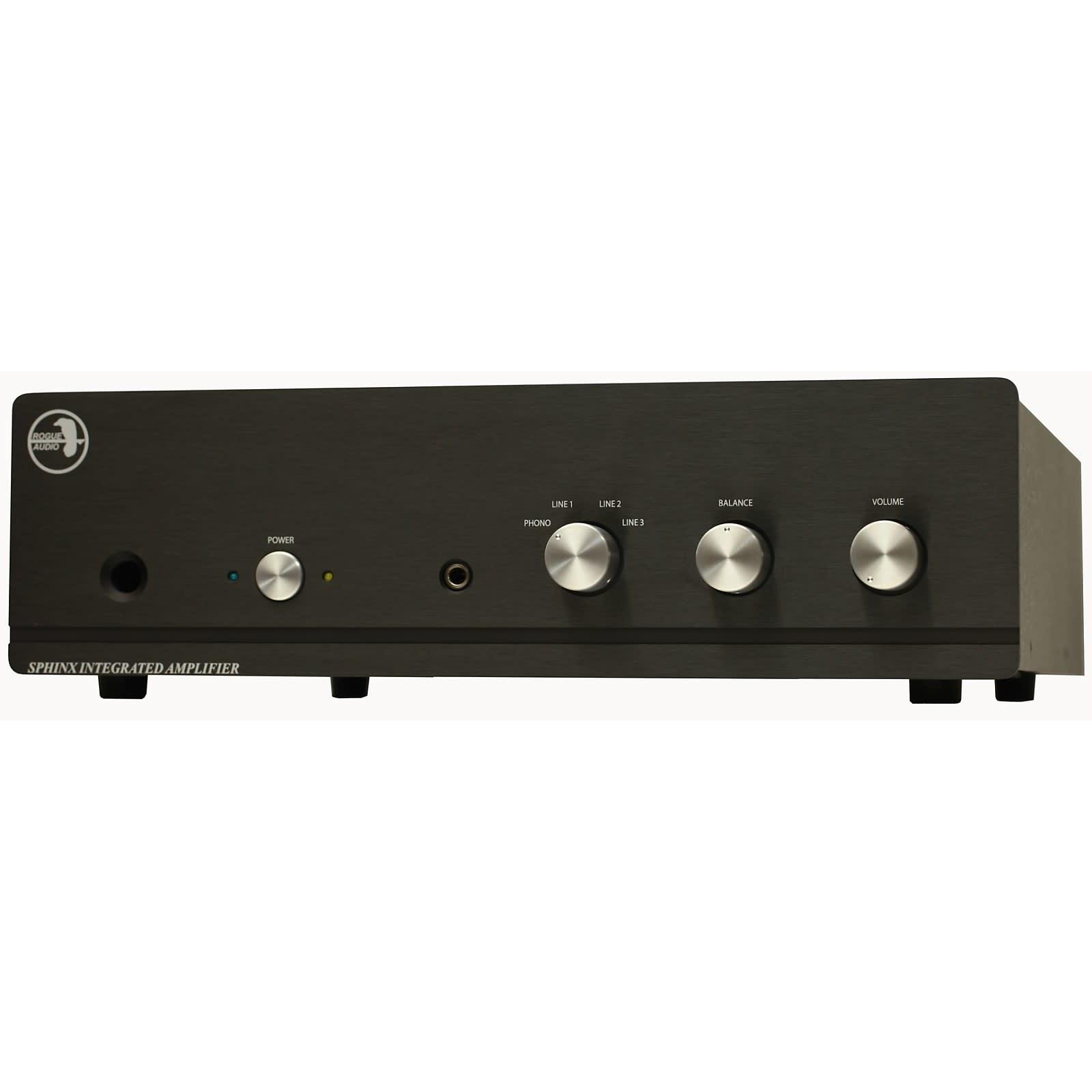 Rogue Audio Sphinx v3 Integrated Hybrid Amplifier