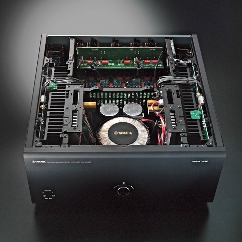 Yamaha MX-A5000 11 Channel Amplifier