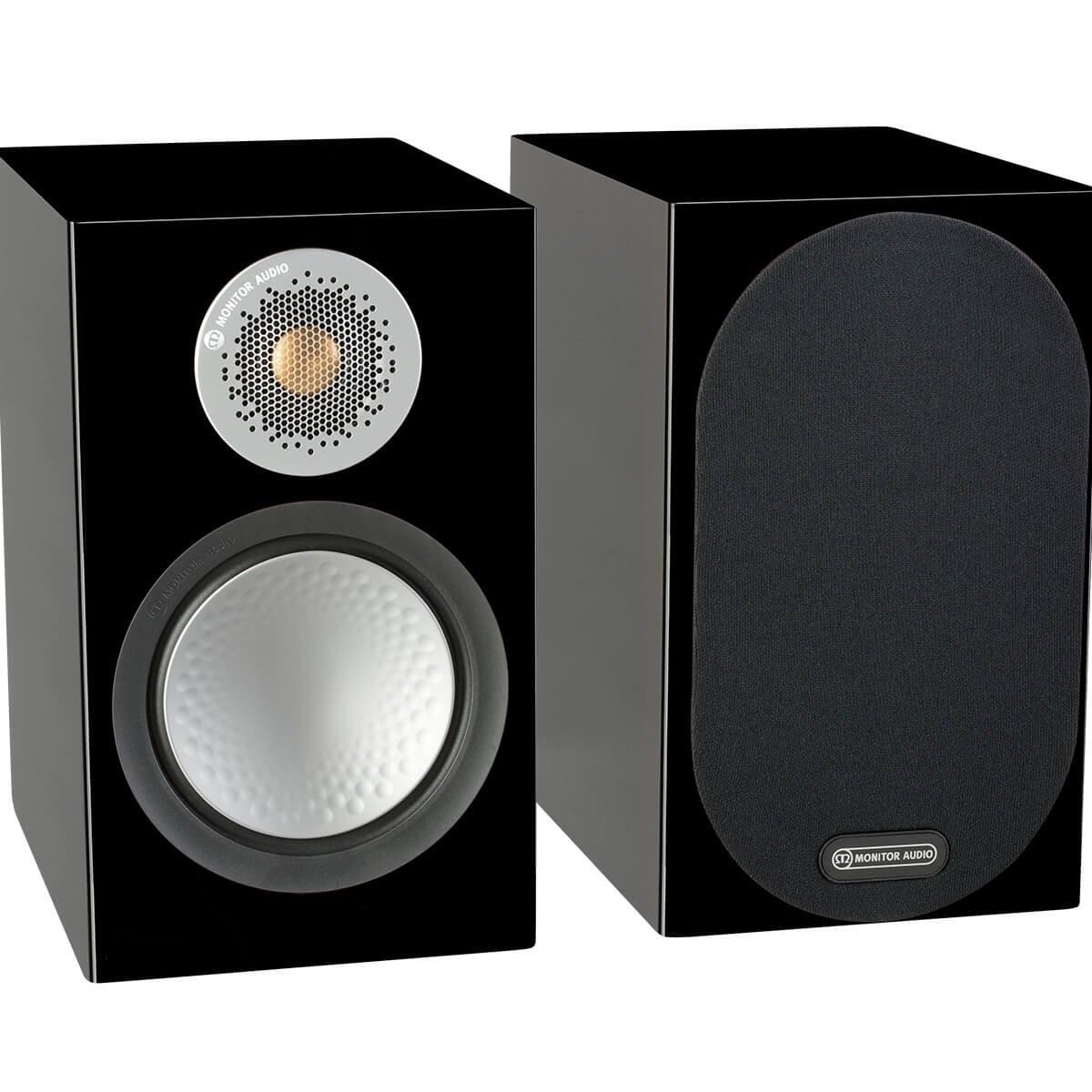 Monitor Audio Silver 50 Bookshelf Speaker (Pair)