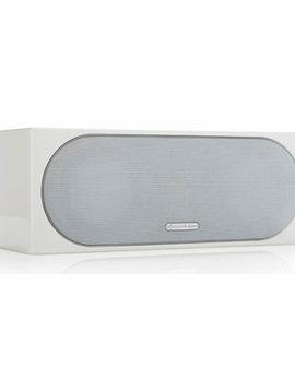 Monitor Audio Monitor Audio Radius R200 Center Channel Speaker Piano White Lacquer