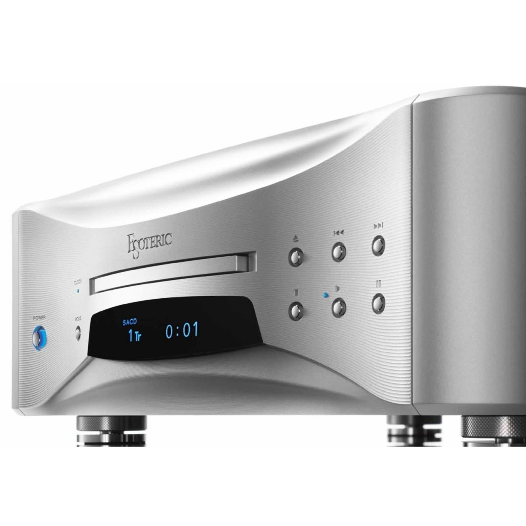 Esoteric K1X CD/SACD Player with Master Sound Discrete DAC