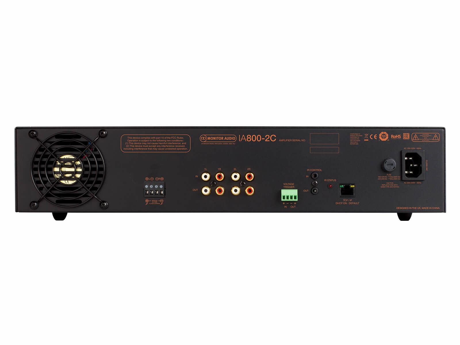 Monitor Audio IA800-2C Amplifier