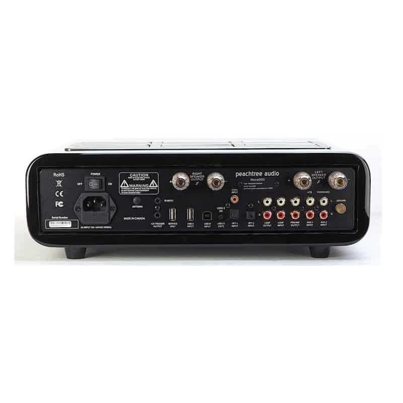 Nova 500 Integrated Amplifier