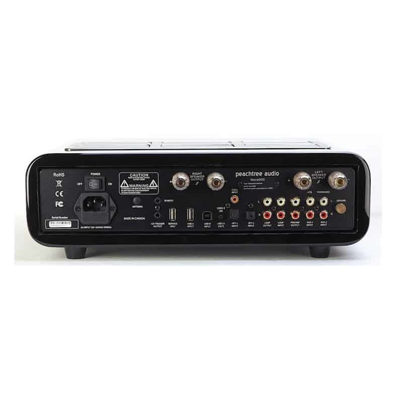 Peachtree Audio Nova500 Integrated Amplifier