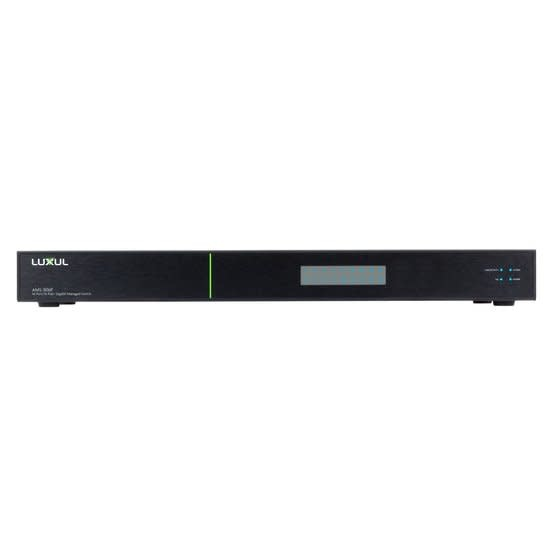 Luxul AMS-1816P 18-Port AV Series Gigabit Managed (16) POE+ Switch, 130 Watt