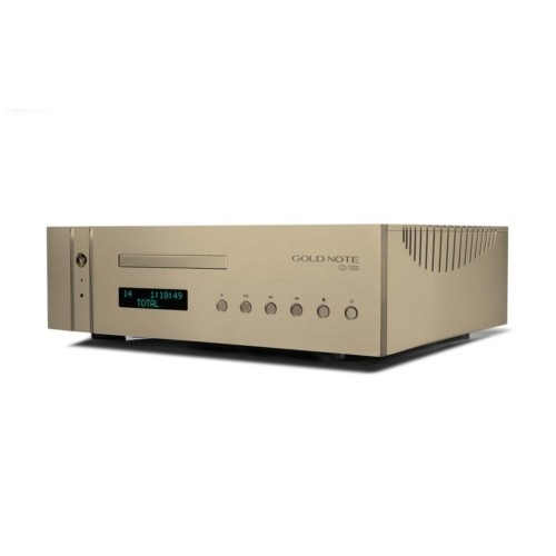 Gold Note CD-1000 Deluxe CD Player