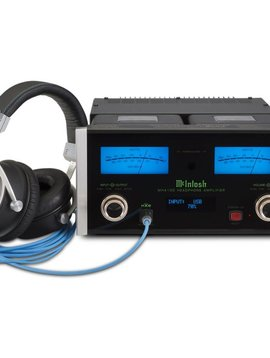 McIntosh MHA100 Headphone Amplifier, Discontinued Product !