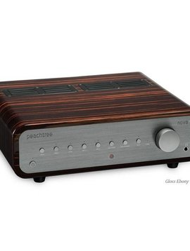 Peachtree Audio Nova150 Gloss Ebony Mocha