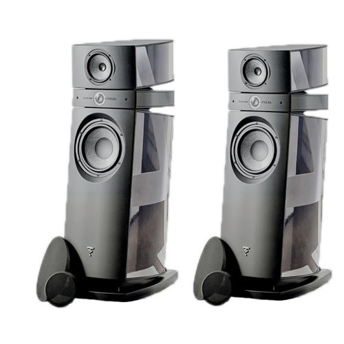 "Focal Scala Utopia EVO 40th. Ultra Limited Edition ""The Black Gem"" (Sold as Pair)"