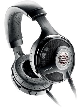 Focal Utopia Over-Ear Reference Closed Back Circum-Aural Headphones with Accessories