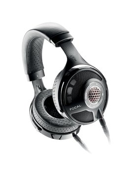 Focal Utopia 2020 Over-Ear Reference Closed Back Circum-Aural Headphones with Accessories