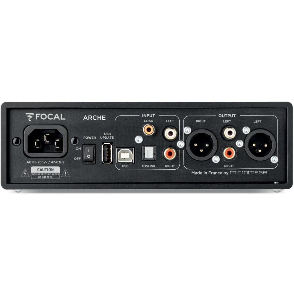 Focal Arche Headphone Amplifier / DAC