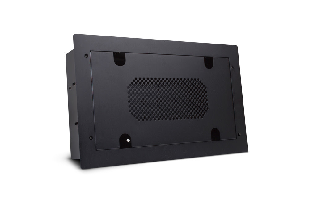 Strong VersaBox Pro Recessed Dual Layer Flat Panel Solution