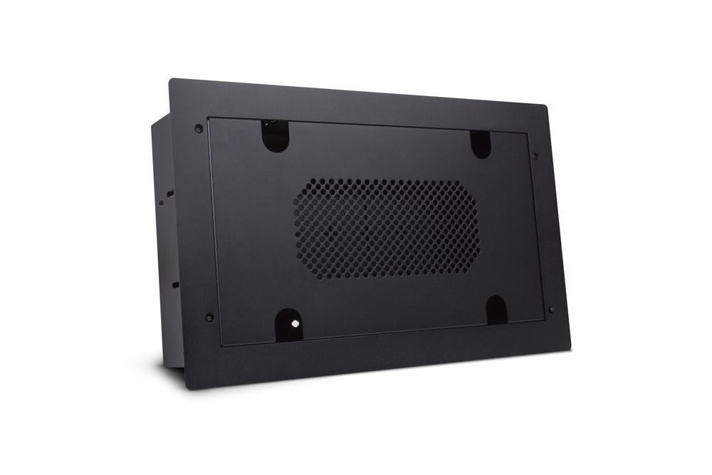 VersaBox Pro Recessed Dual Layer Flat Panel Solution