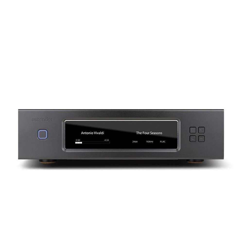 Aurender W20SE ( Special Edition ) Caching Reference Music Server & Streamer