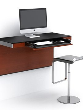 BDI Sequel 6004 WL Wall Desk