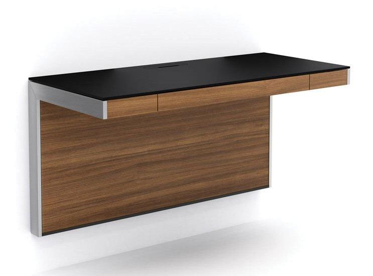 BDI Sequel 6004 WL Wall Desk