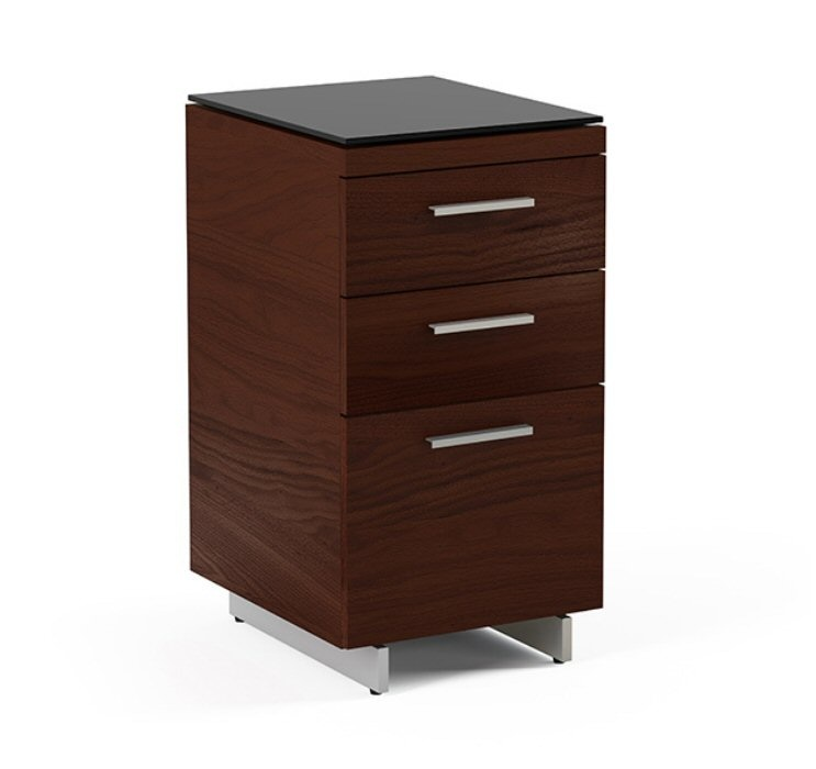BDI Sequel 6014 Three Drawer Cabinet