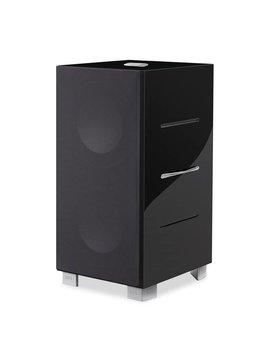REL Acoustics 212/SE Subwoofer, Piano Black Lacquer