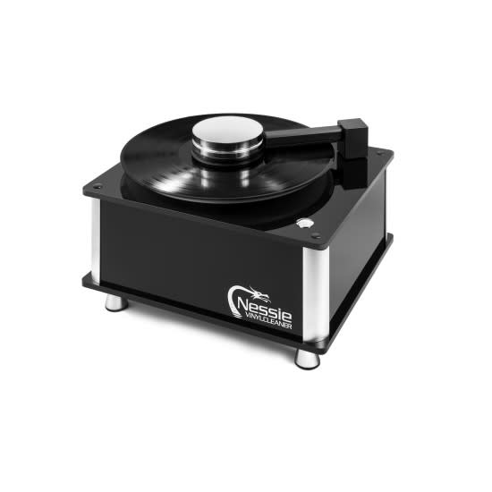 Nessie Vinylmaster Vinyl Cleaner