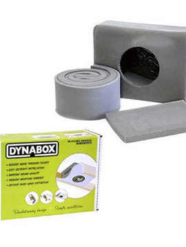 Dynamat Dynabox Ceiling Enclosure, Model #50306