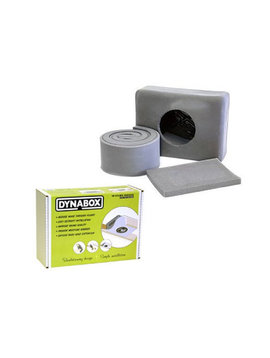 Dynamat Dynabox Ceiling Enclosure, Model # 50306