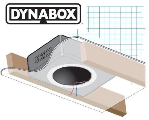 Dynamat Dynabox Ceiling Enclosure, Model # 50306