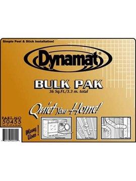 Dynamat Xtreme Bulk Mats Pak Model # 50455
