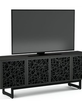 BDI Elements 8779-ME Quad Media Cabinet