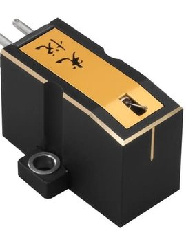Koetsu Koetsu Black Goldline MC Cartridge  ( Metal ) Cartridge only with trade In Rebuild