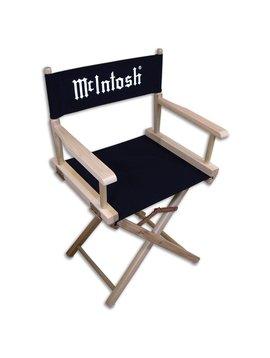 McIntosh Directors chair