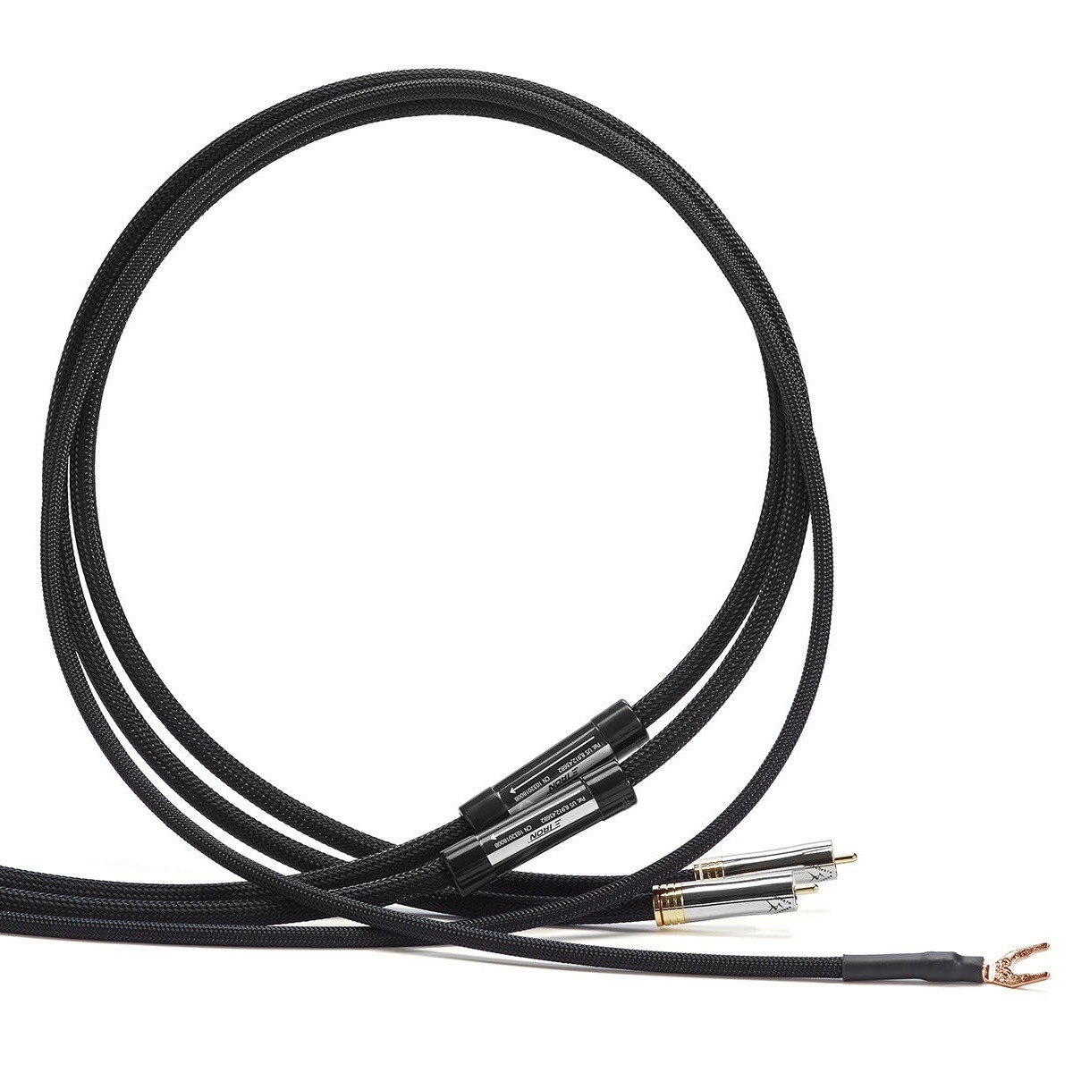 Shunyata Research Alpha Analog Interconnect Cables