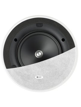KEF Ci200QR 2-way Uni-Q In-Ceiling Speaker, Sold Each