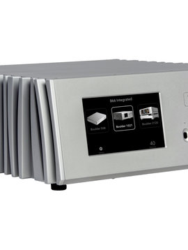 Boulder Amplifiers Inc. 800 Series 866 Integrated Amplifier, Analog Only - 200W