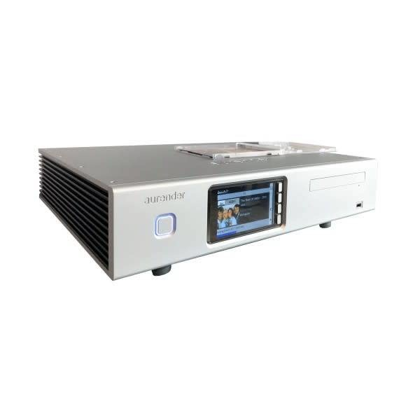 Aurender ACS10 CD Ripper & Streamer Silver 24 TB = 12TB x 2 , OPEN BOX! ONLY USED ONCE !!!